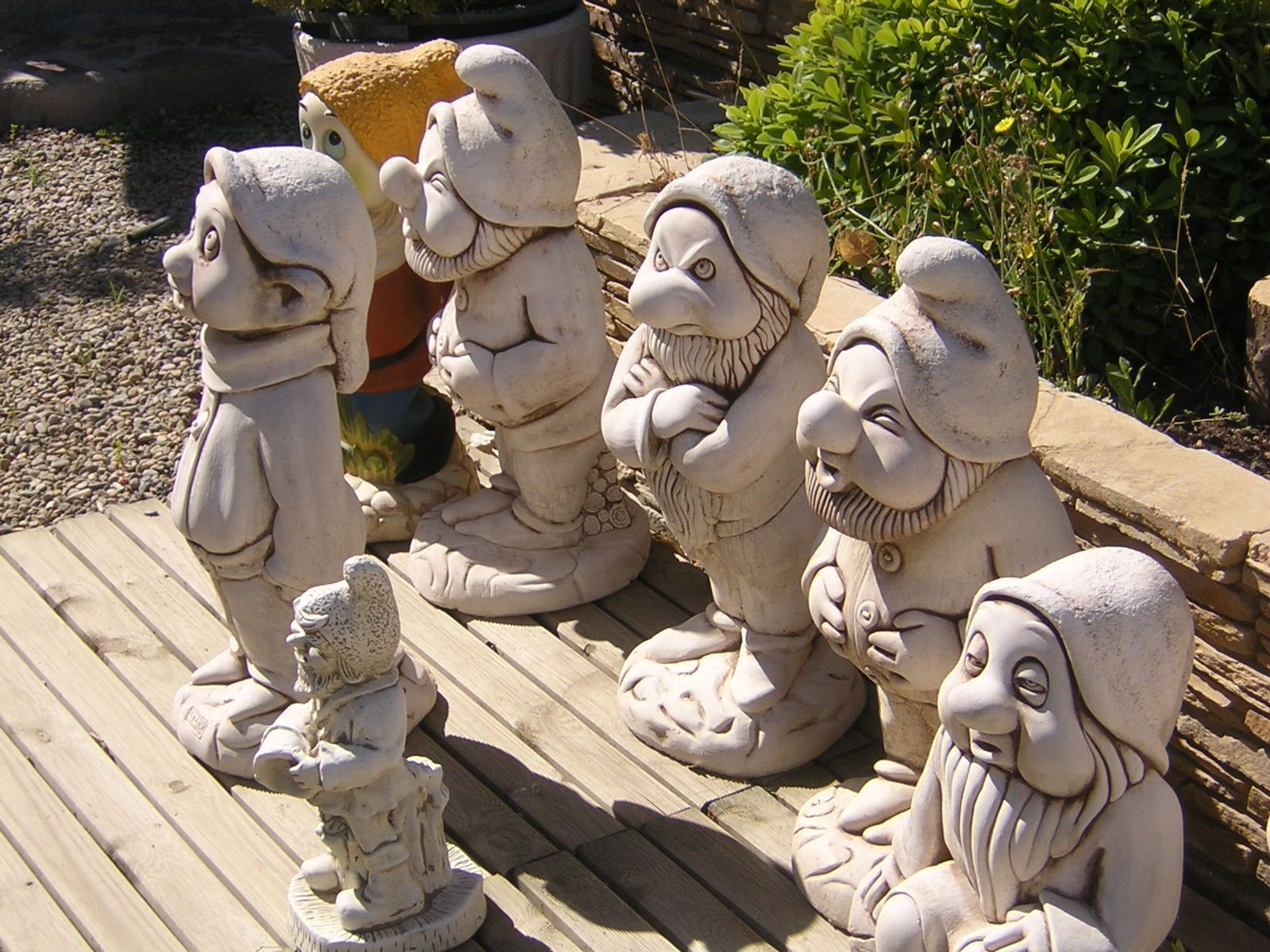 Esculturas de jardin blog garden center ejea - Esculturas para jardines ...