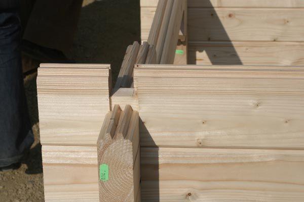 Como construimos las casas de madera blog garden center ejea - Como se construye una casa de madera ...