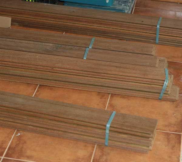 madera de ipe