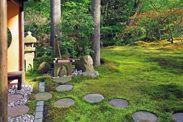 Jard n japones en la haya blog garden center ejea Jardin japones informacion