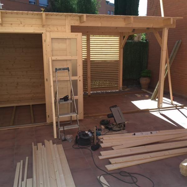 Caseta de madera Lara