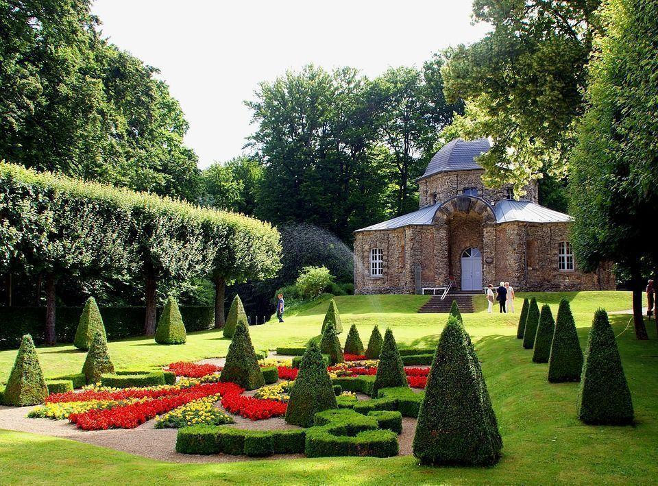 tipos de jardines y sus caracter sticas