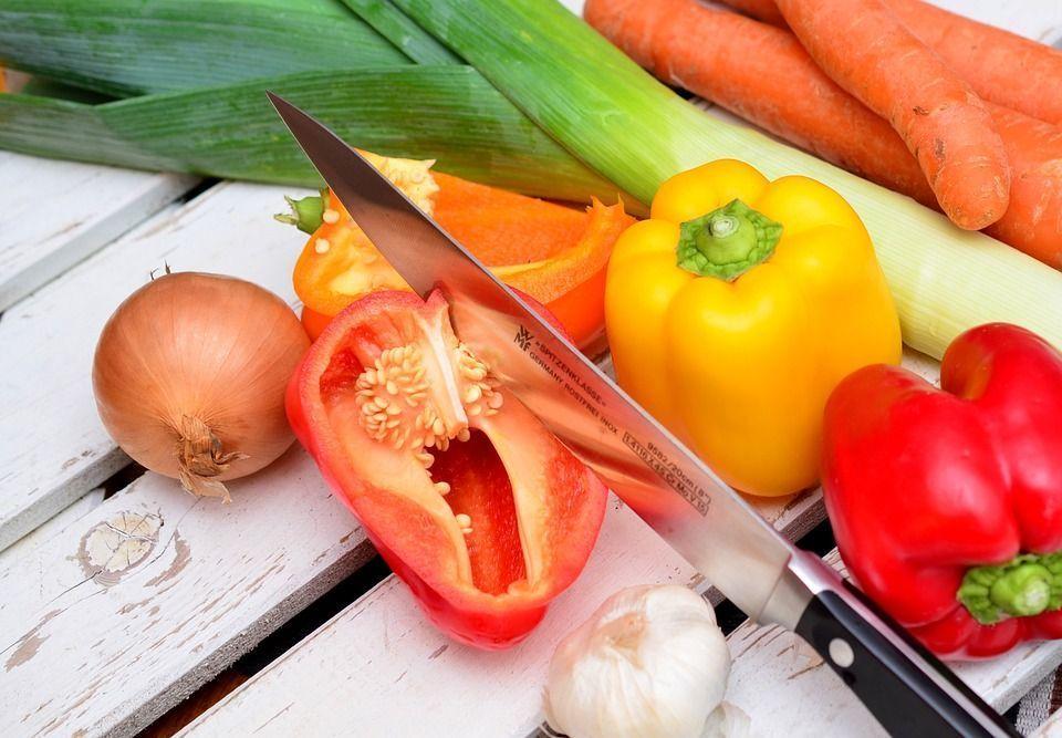 cosechar vegetales en casa