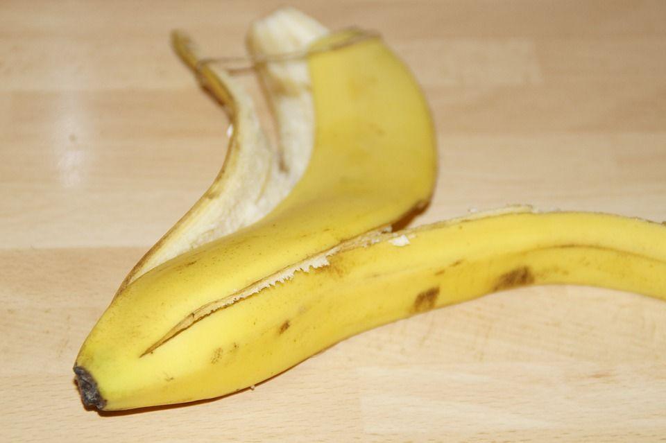Cascara de banana