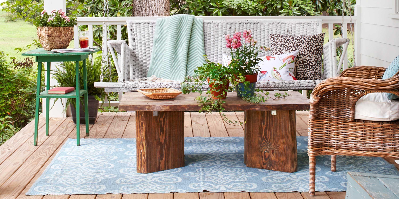 Ideas para actualizar el porche o patio trasero