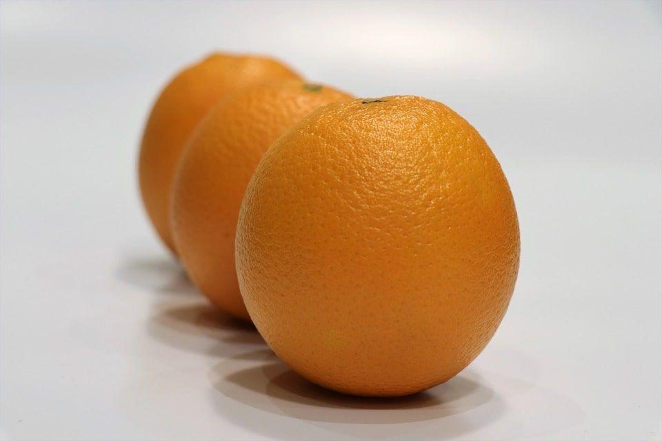 Naranja fruto
