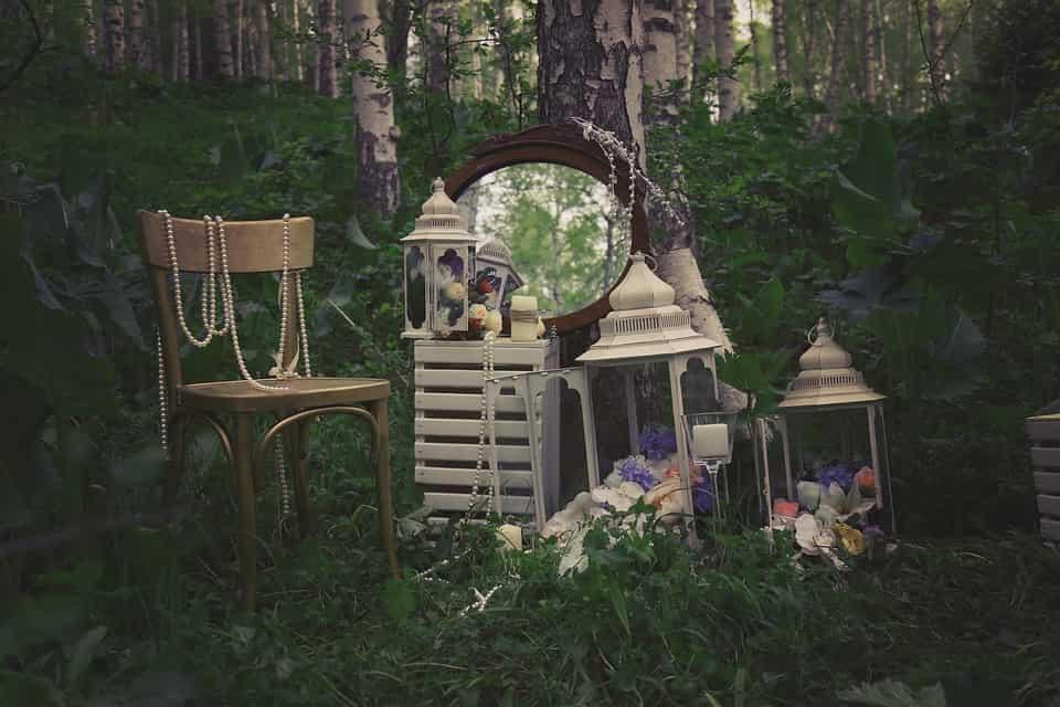 Jardines espejos
