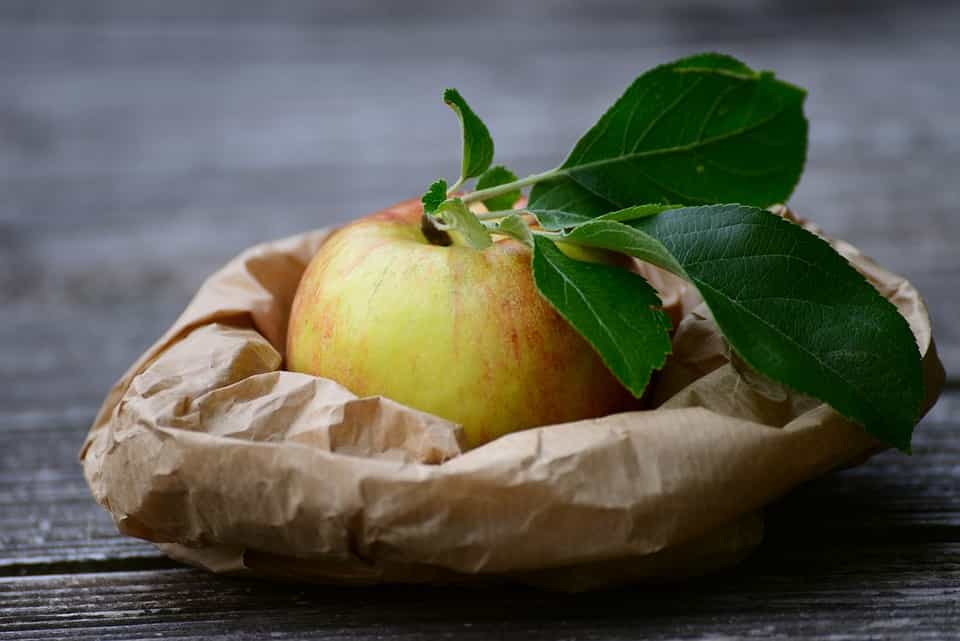 Embolsar-fruta