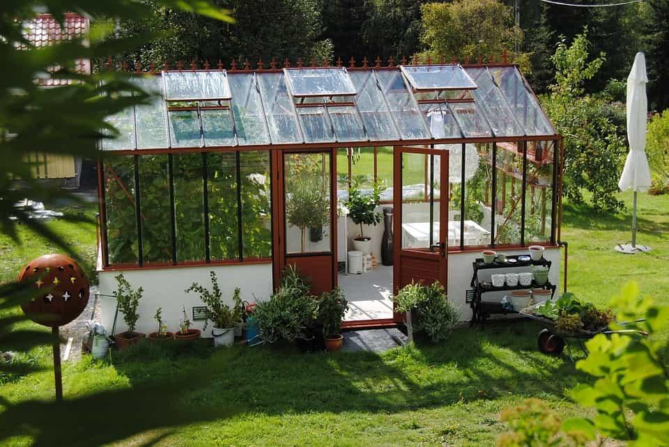 Invernadero-estructura